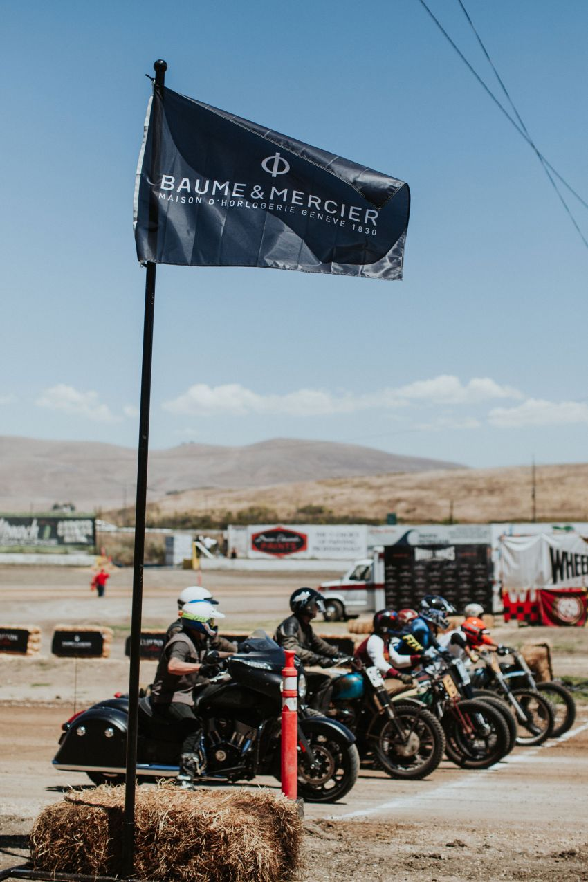 Baume et Mercier célèbre sa Clifton Club au Wheels & Waves de Cayucos