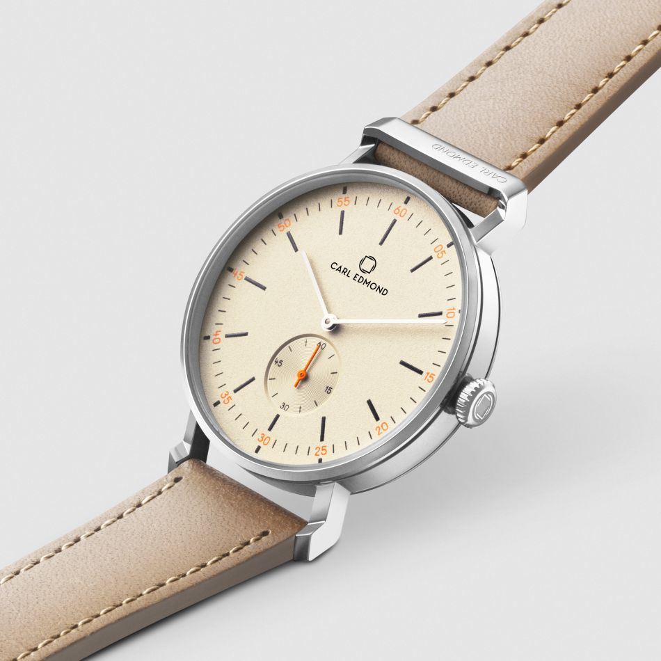 Carl Edmond : nouvelle marque de montres dans l'entrée de gamme