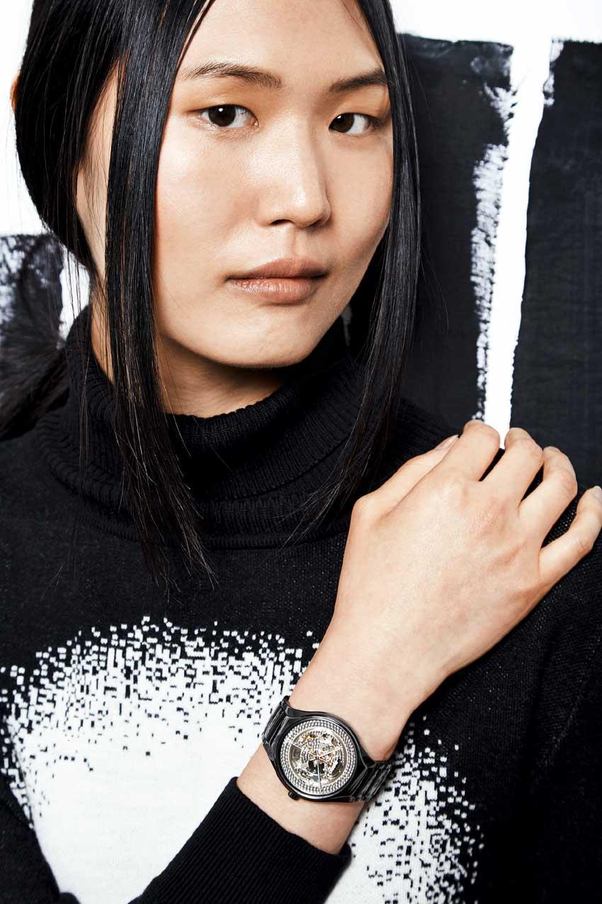 Rado True Shadow : collab' avec Kunihiko Morigana
