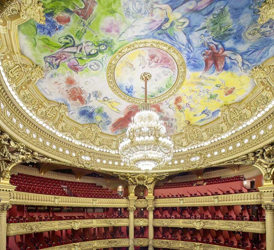 Rolex : montre exclusive de l'Opéra national de Paris