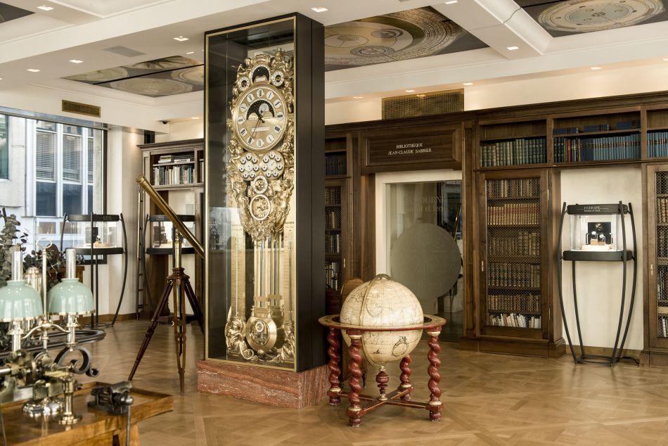 """F.P. Journe : la bibliothèque """"horlogère"""" de J.C. Sabrier s'enrichit"""