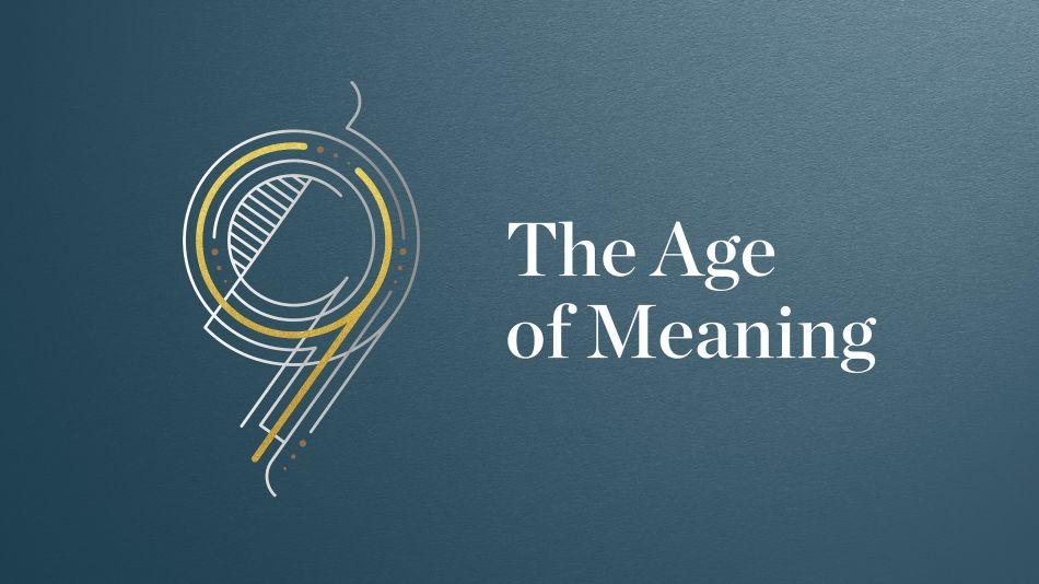 Lausanne : The Age of Meaning, 9ème Forum de la FHH