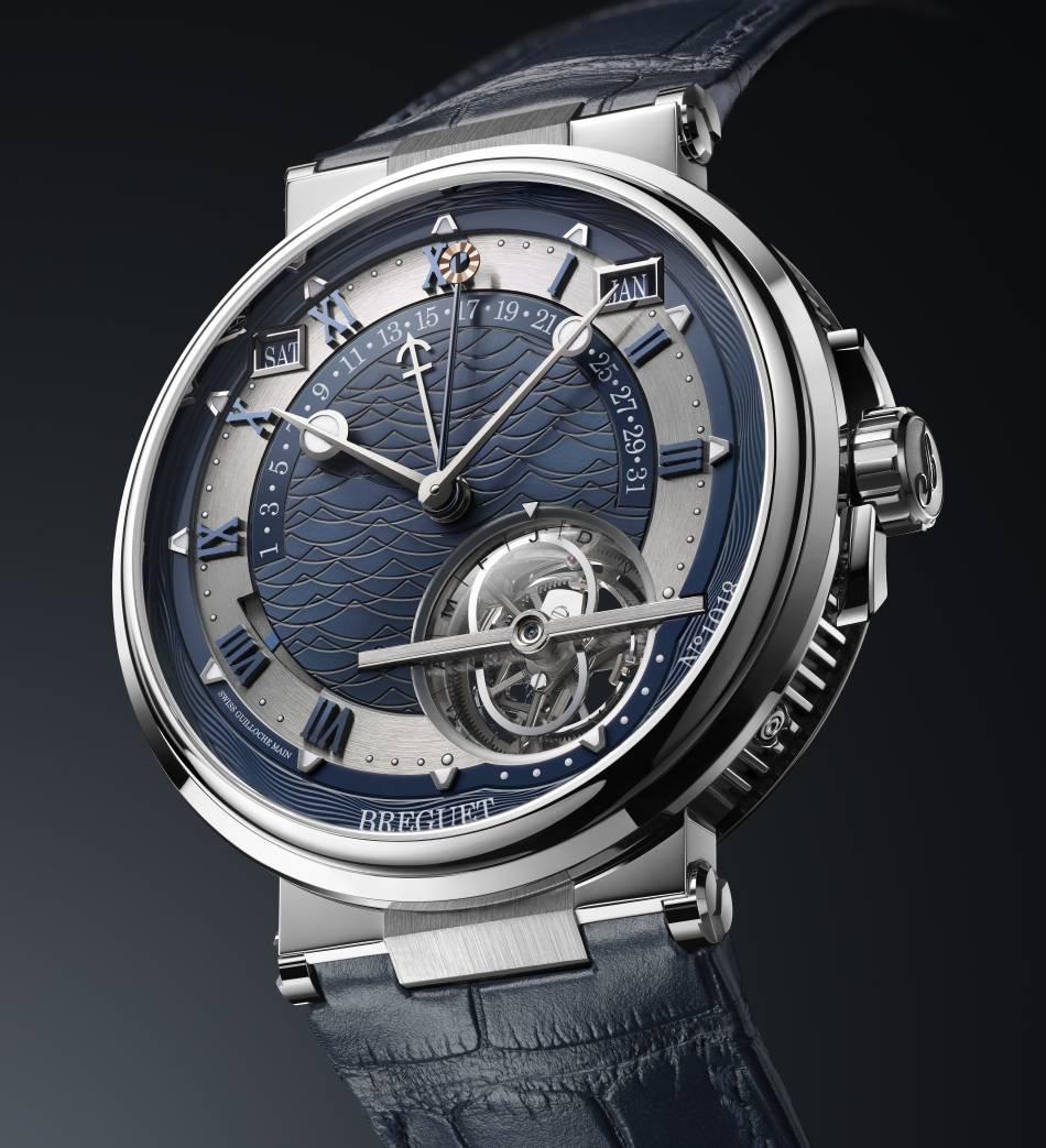 Paris : Expo Breguet, horloger de la Marine Royale