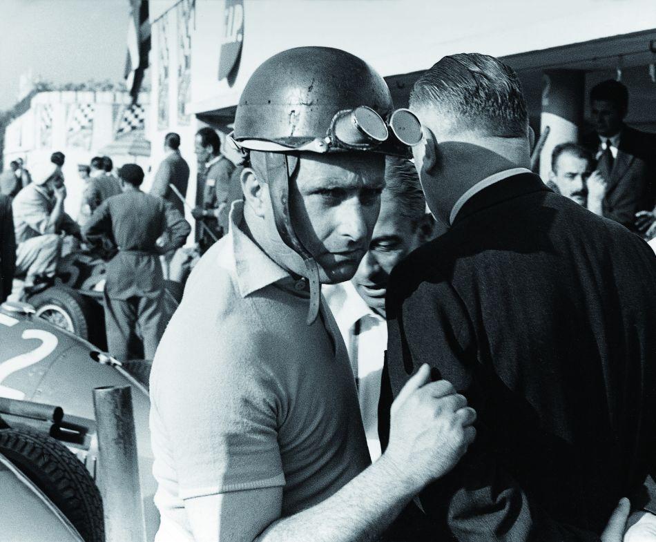 TAG Heuer : une Formula 1 en hommage à Fangio