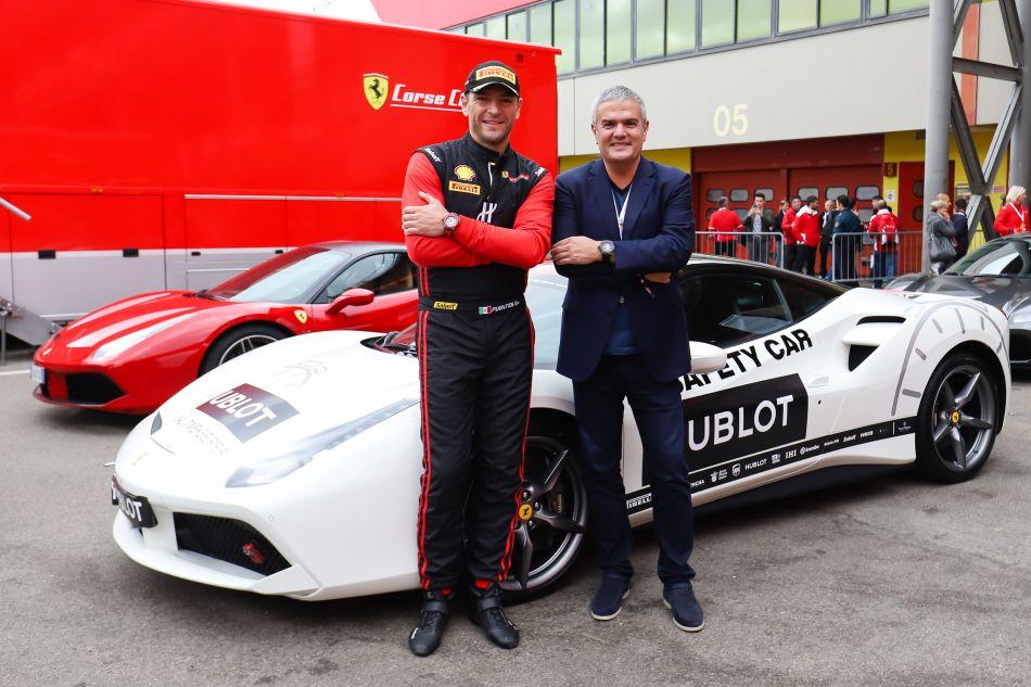 Finali Mondiali : Hublot rejoint Ferrari pour célébrer cette année anniversaire
