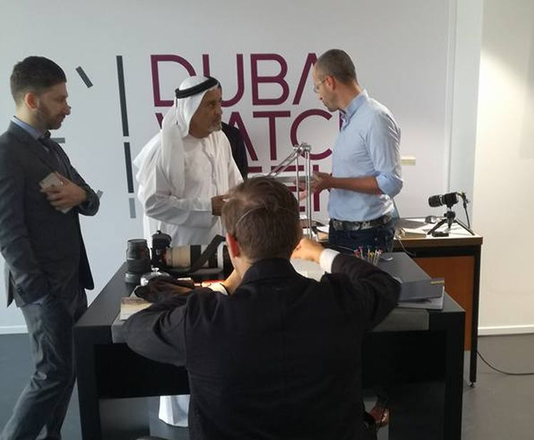 Dubai Watch Week : une autre dimension