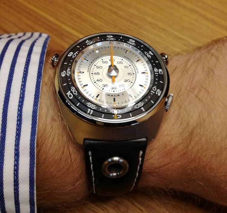Ce chrono Singer est l'une des montres les plus intéressantes de l'année