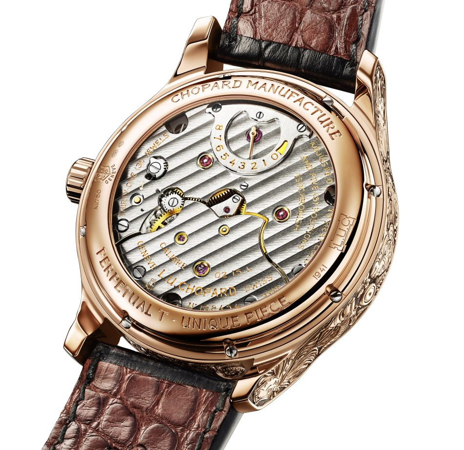 Chopard LUC Perpetual T Spirit of the chinese zodiac : pièce unique
