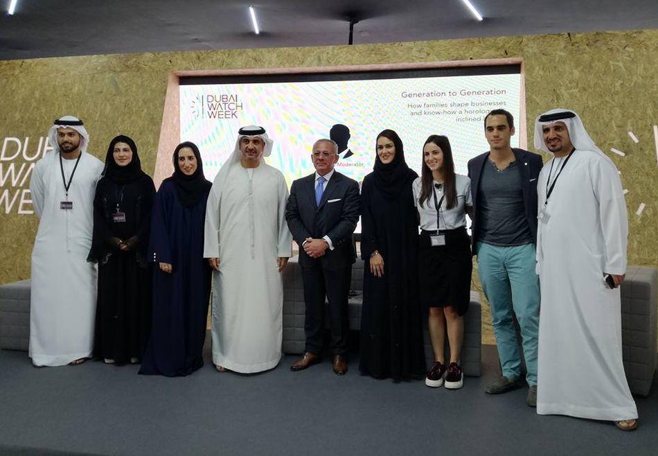 Dubai Watch Week : des débats pour éduquer