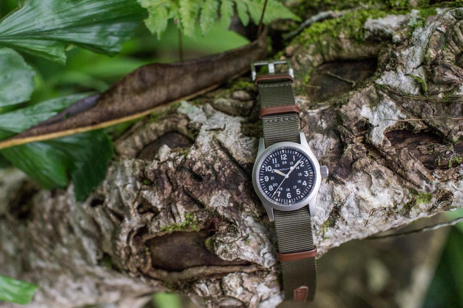 Hamilton Khaki Field 38 mm