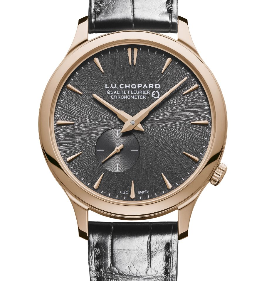 Chopard L.U.C. XPS Twist QF Fairmined