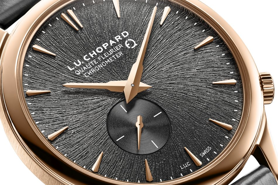Chopard L.U.C. XPS Twist QF Fairmined : luxe équitable