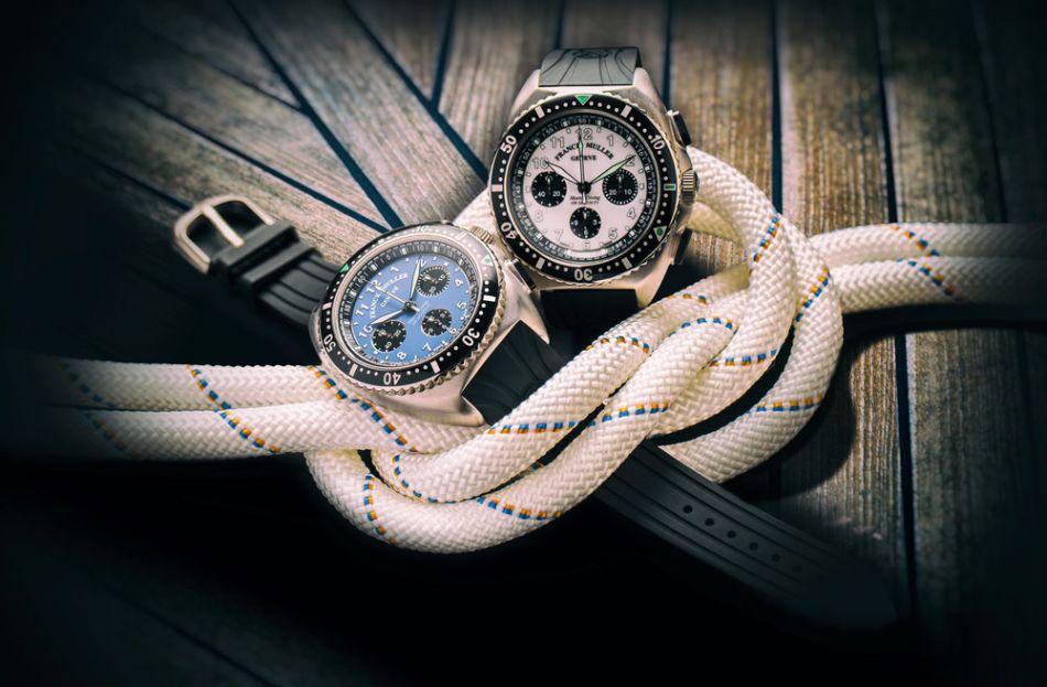 Master Diving : la montre de plongée selon Franck Muller