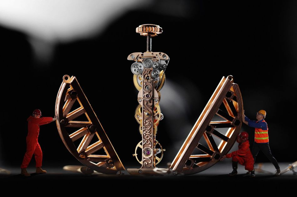Corum : de l'art d'enchanter Instagram
