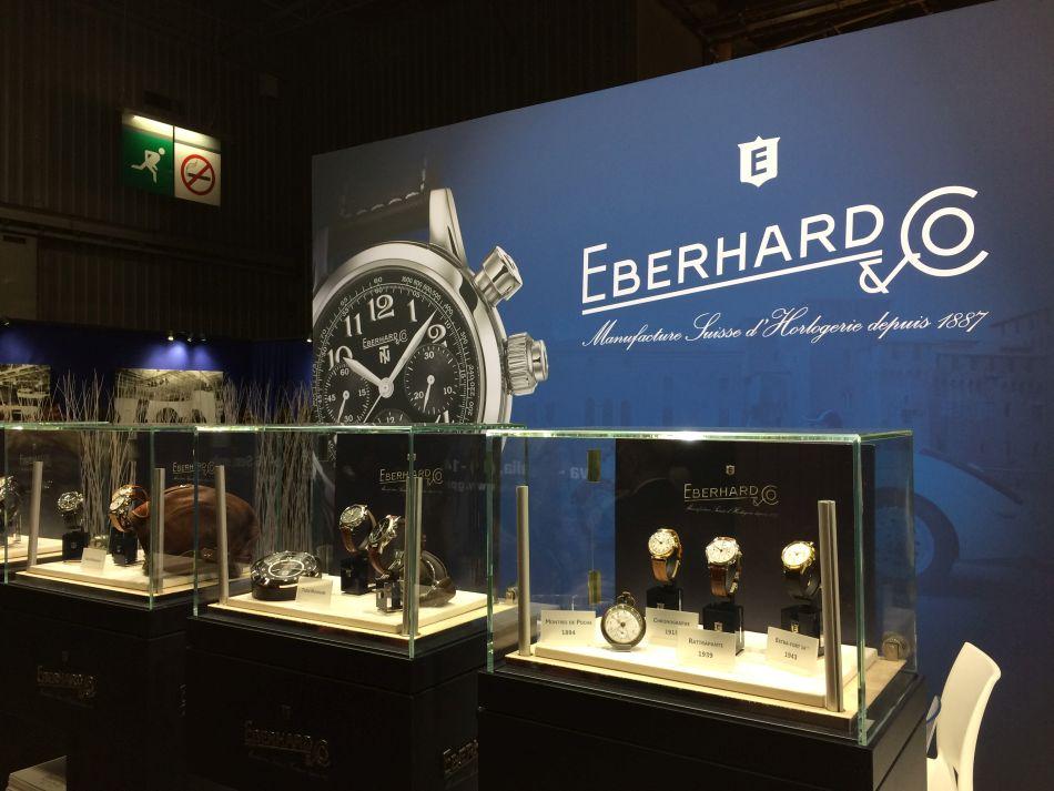 Eberhard & Co : une présence remarquée à Rétromobile