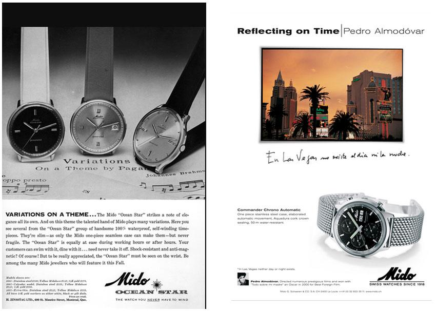 Mido : une marque horlogère centenaire d'un excellent rapport qualité-prix