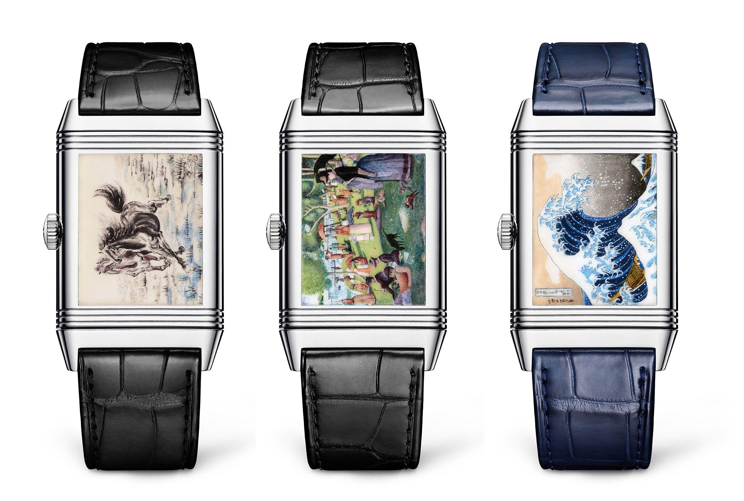 Jaeger-LeCoultre Reverso Tribute : hommage à Xu Beihong