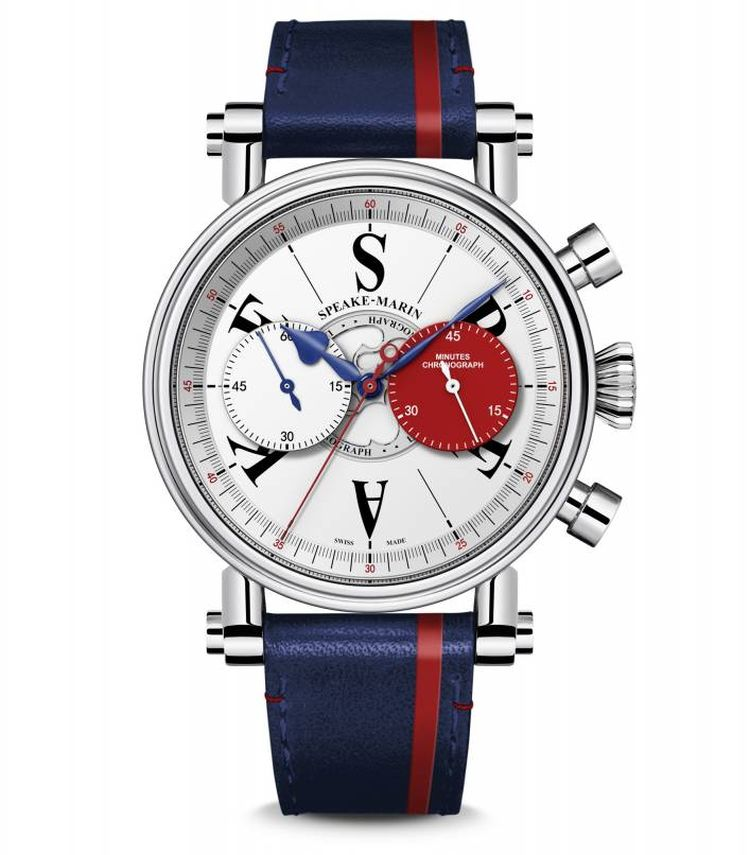 Speake-Marin London Chronograph : London calling !
