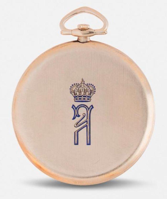 La Vacheron Constantin du roi de Yougoslavie en vente chez Millon