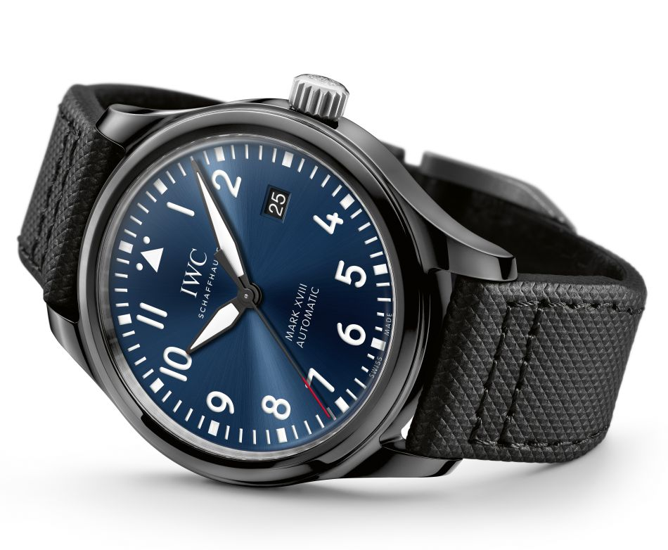 IWC Mark XVIII Laureus