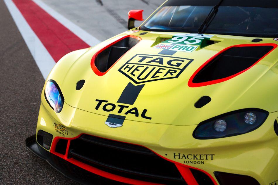 TAG Heuer devient le partenaire horloger d'Aston Martin