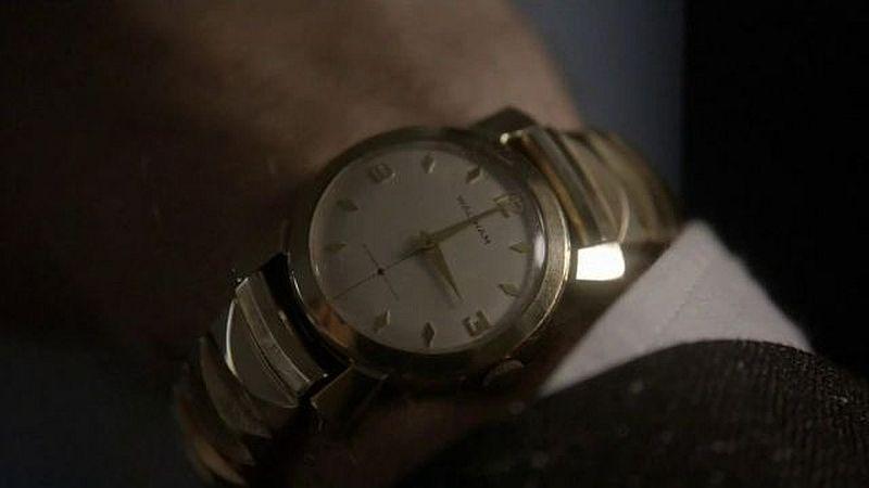Masters of sex : Michael Sheen porte une montre Waltham