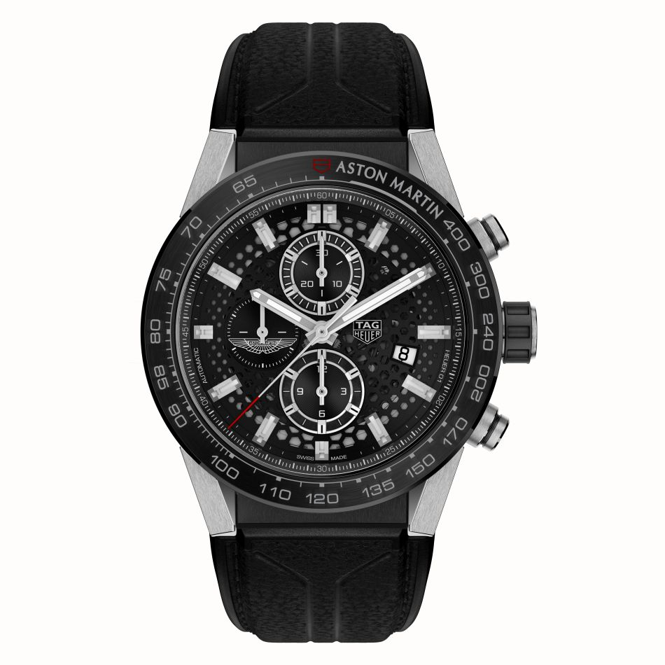 tag heuer chronographe edition sp ciale aston martin. Black Bedroom Furniture Sets. Home Design Ideas