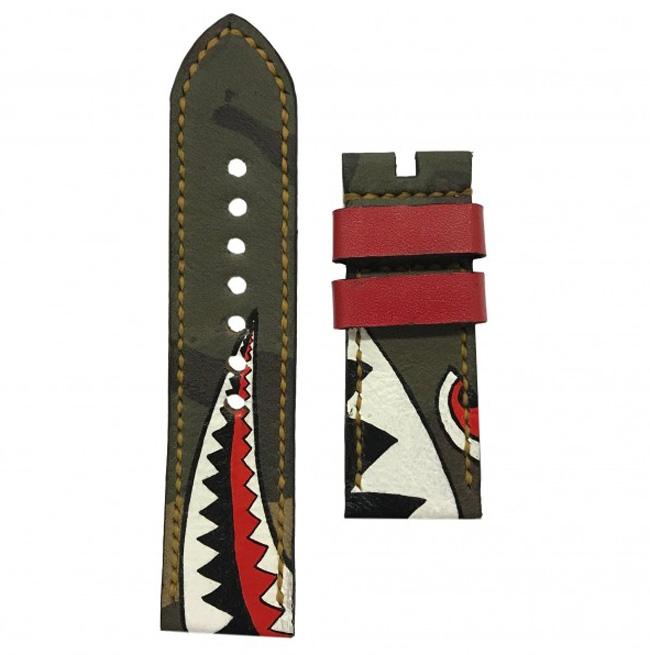 Tunx Warhawk : un bracelet très martial chez Misterchrono
