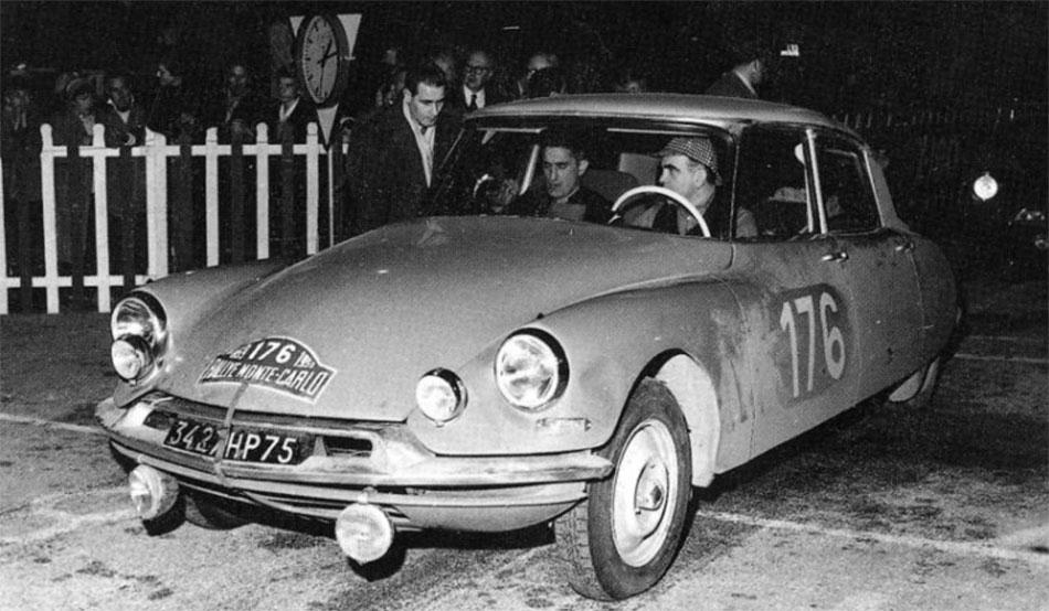La Breguet Type 20 des vainqueurs du 28ème Rallye de Monte-Carlo en vente aux enchères