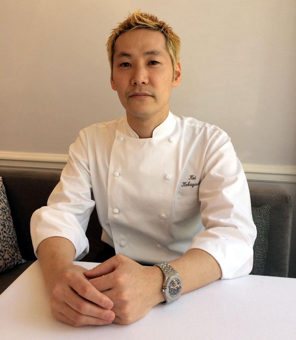 Kei Kobayashi, photo Joel Chassaing Cuvillier