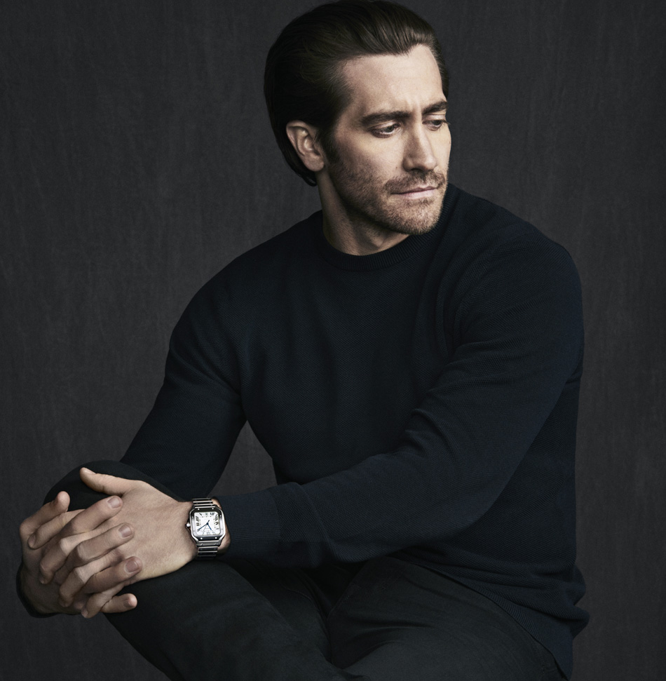 Jake Gyllenhaal pour Cartier
