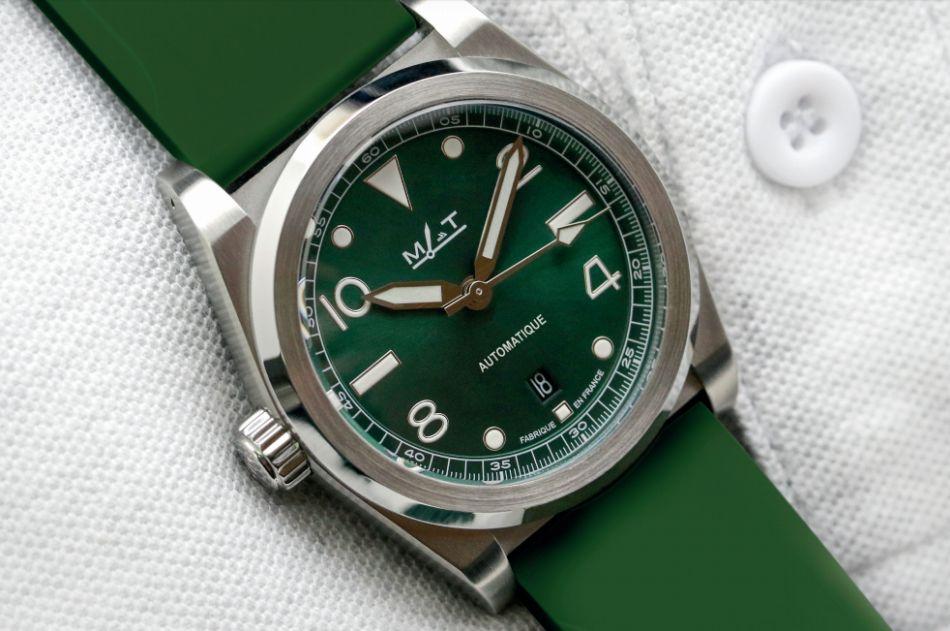 Green : MATWatches se met au vert