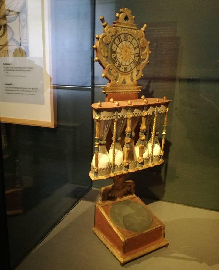 """L'horloge : """"probablement l'une des inventions les plus importantes de l'homme"""", Luther"""