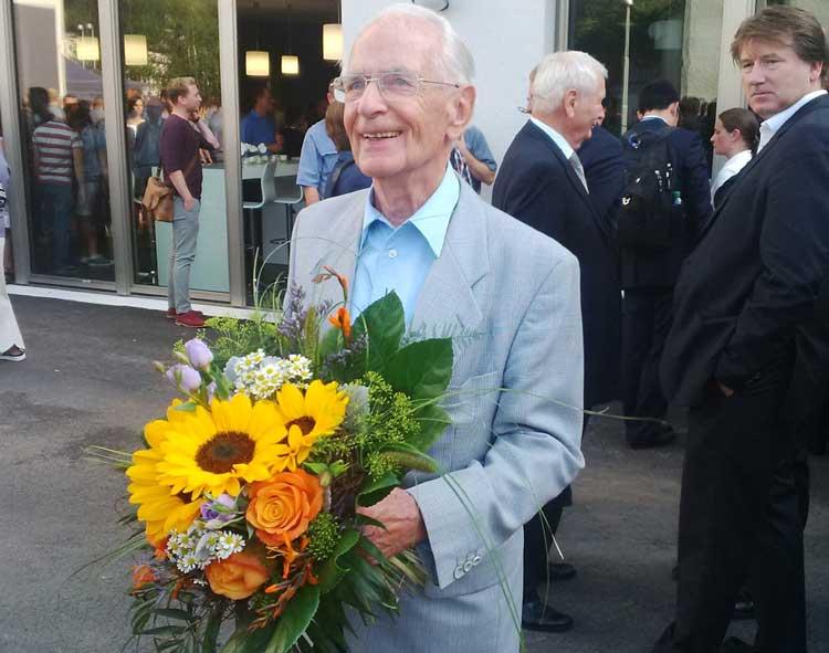 Hommage à Walter Lange (1924-2017)
