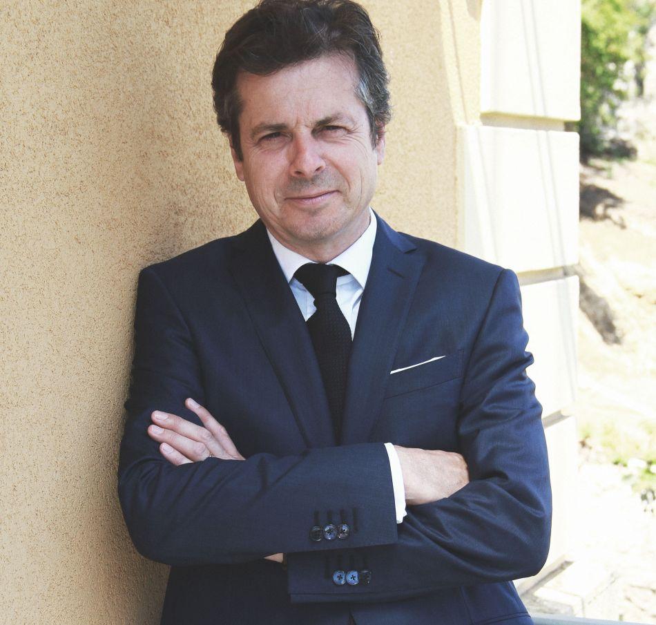 Jérôme Biard, PDG de Corum et d'Eterna : un homme, deux marques