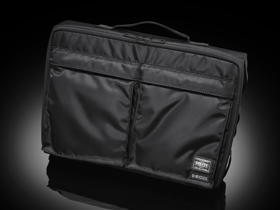 Casio : une G-Shock en collab' avec Porter