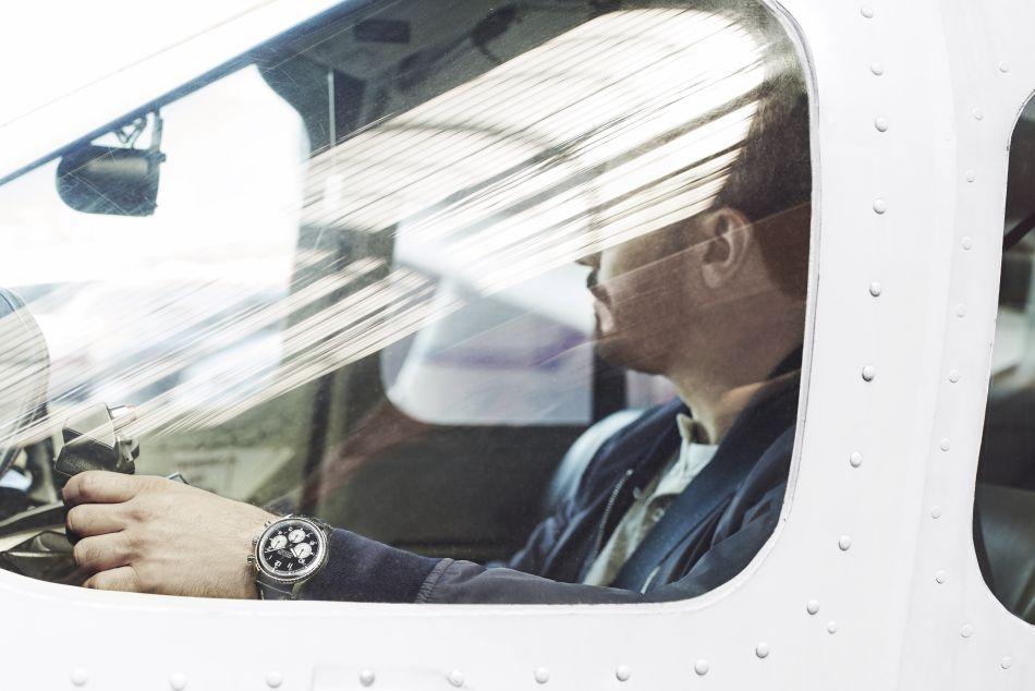 Breitling arrive chez Mr Porter