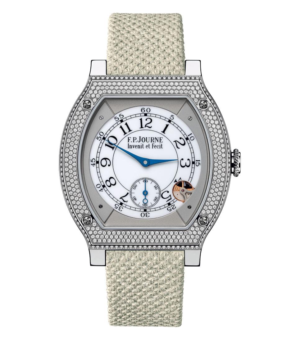 FP Journe : quand l'Elégante se fait bijou horloger