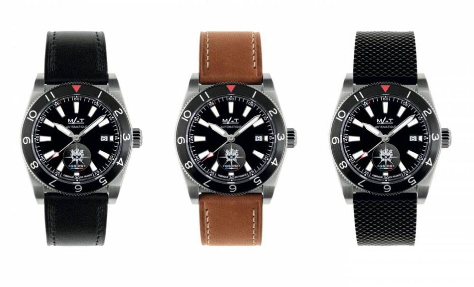 MAT Watches : en protection rapprochée de Macron avec le GSPR