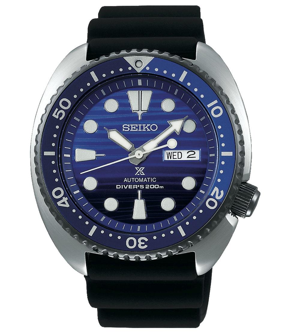 Seiko Prospex : partenariat avec Fabien Cousteau