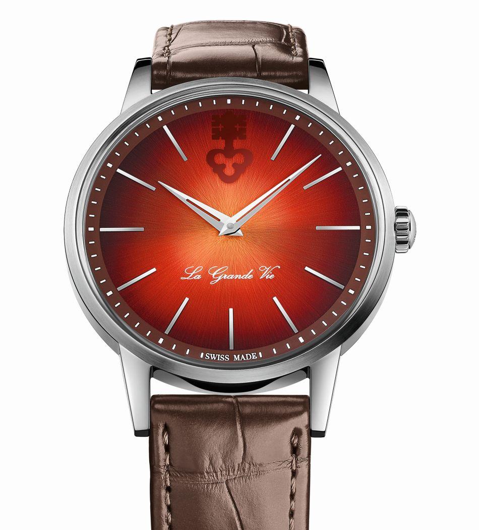 Corum La Grande Vie : montre de dandy