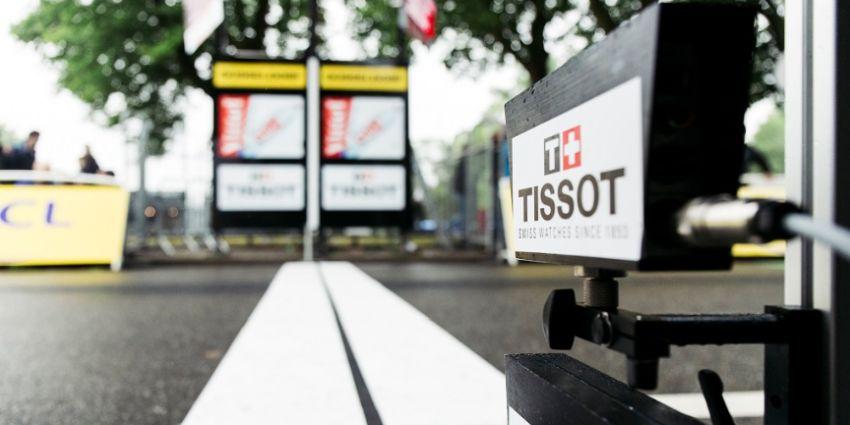 Comment Tissot chronomètre le Tour de France