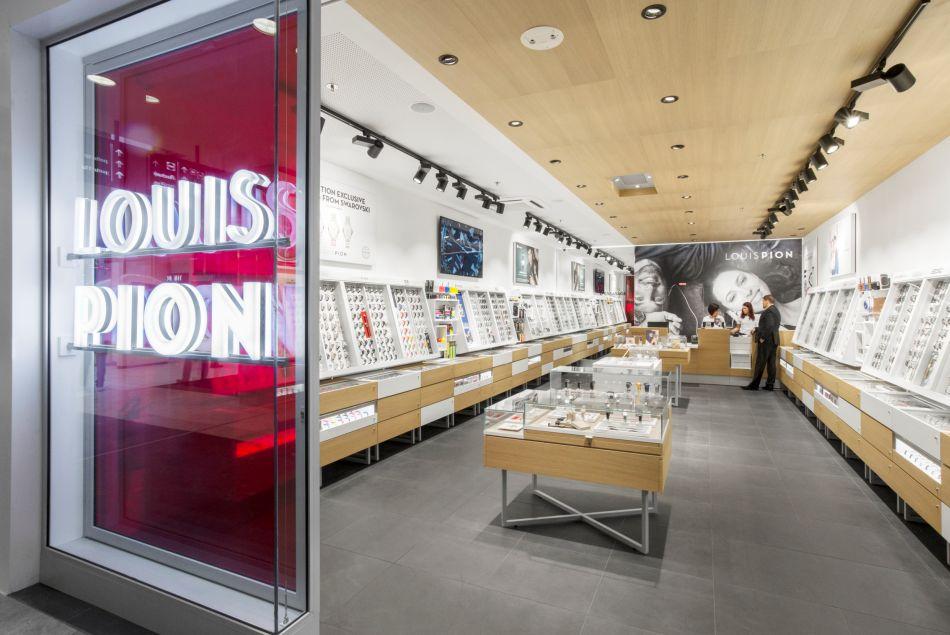 Louis Pion digitalise ses points de vente