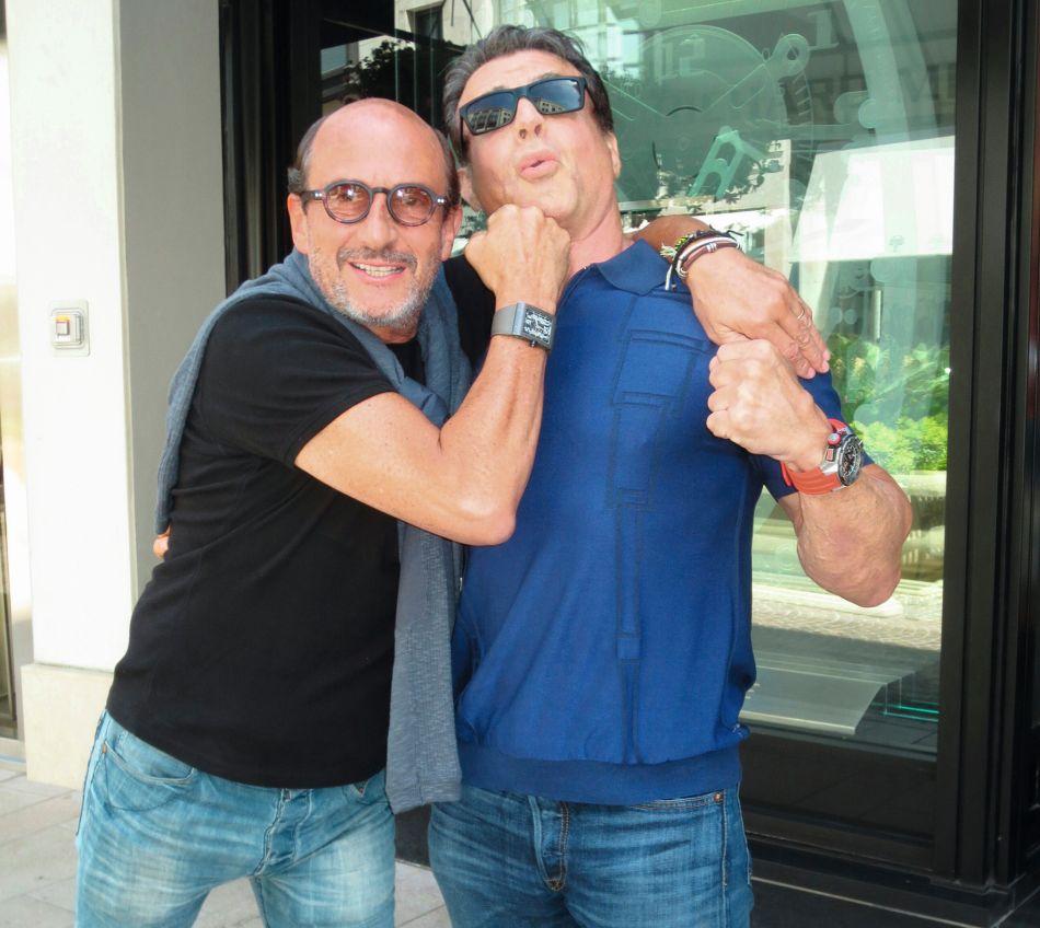 Richard Mille RM 25-01 Tourbillon Adventure Stallone : la RM de l'extrême