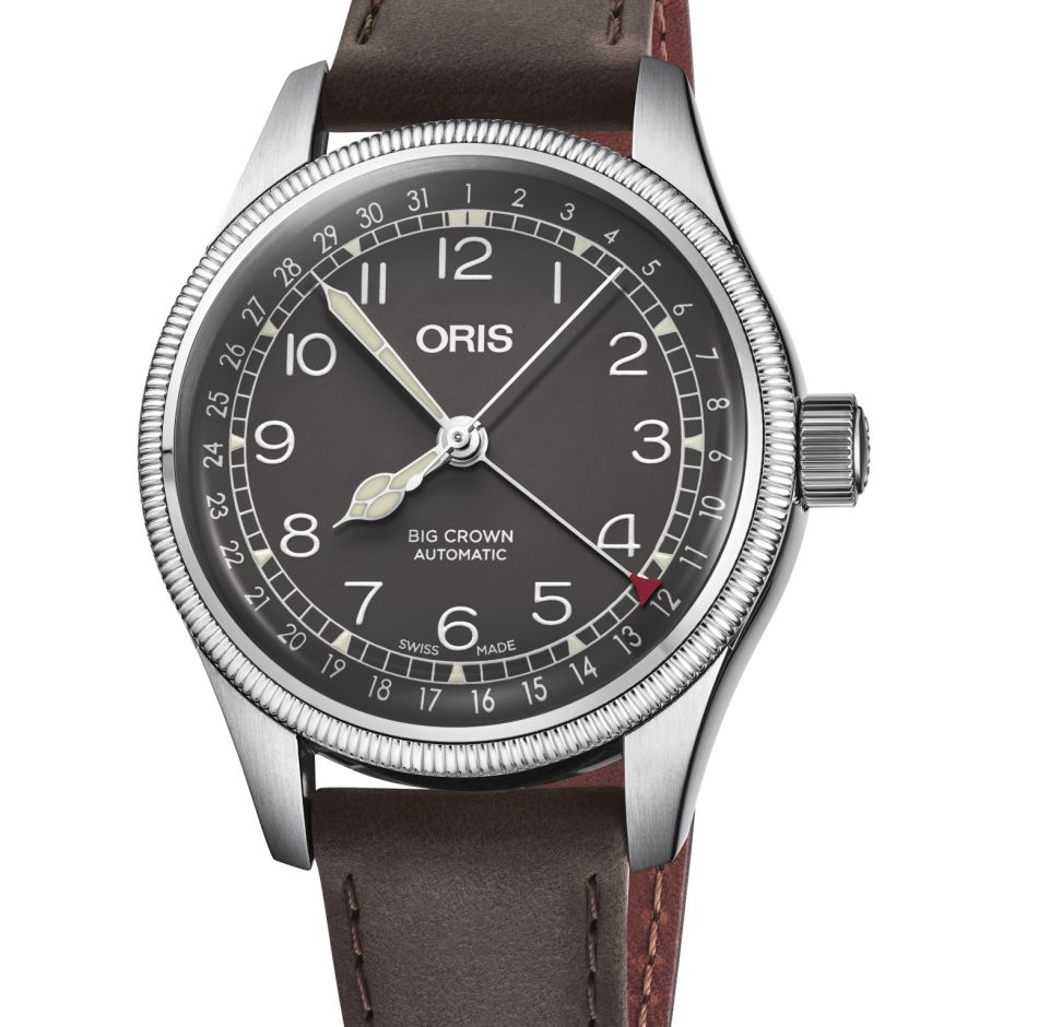Oris Big Crown Pointer Date : belle octogénaire
