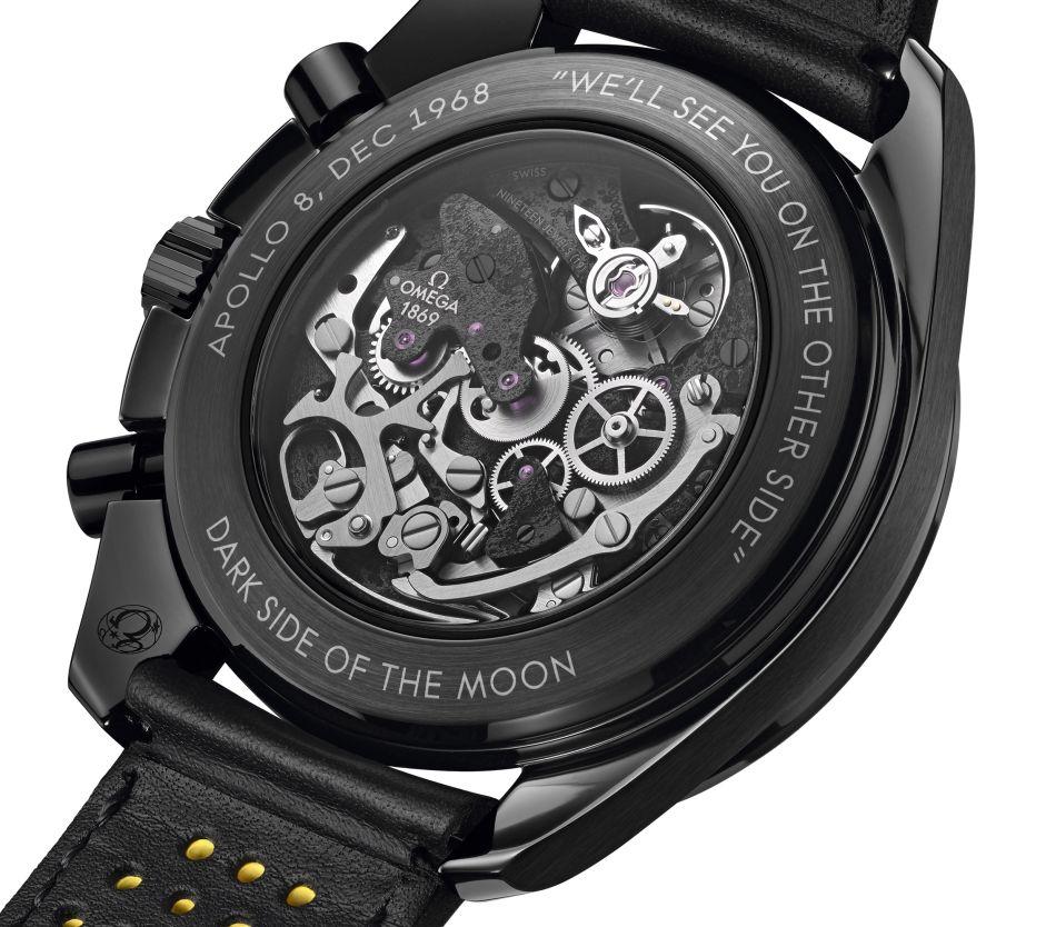 "Omega Speedmaster ""Dark side of the Moon"" Apollo 8"