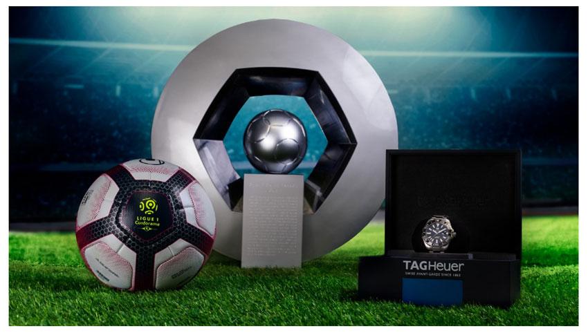TAG Heuer : trois saisons de plus avec la Ligue de Football Professionnel (LFP)
