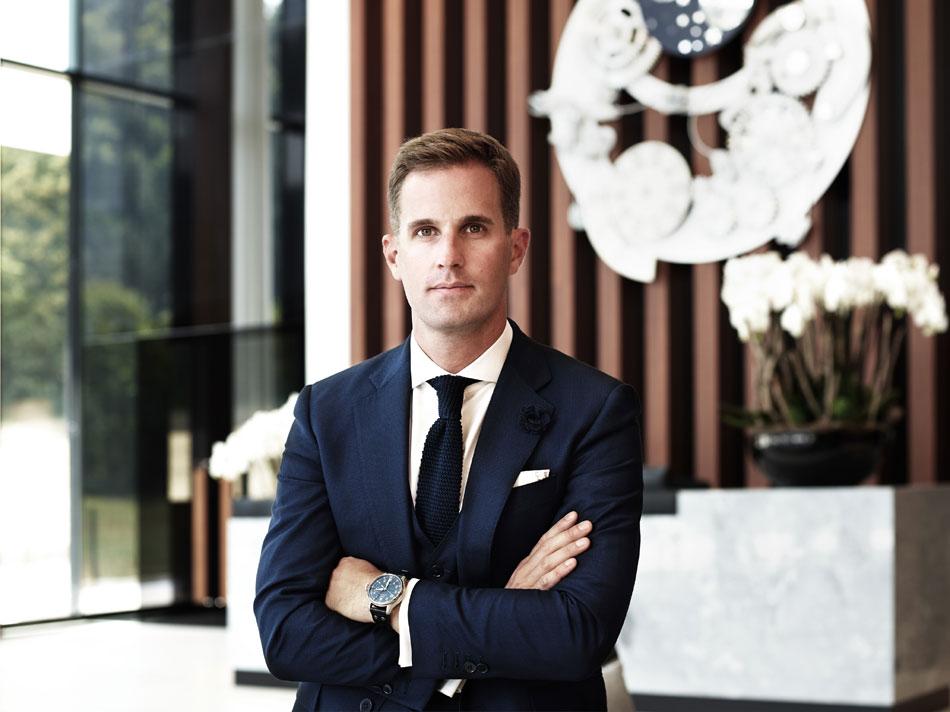 IWC : interview de Christoph Grainger-Herr sur la construction de la nouvelle manuf'