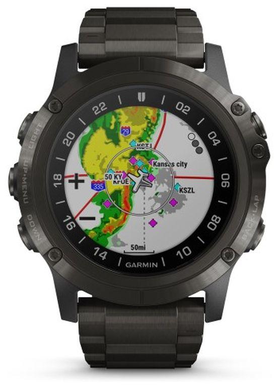 D2 Delta : la montre de pilote selon Garmin