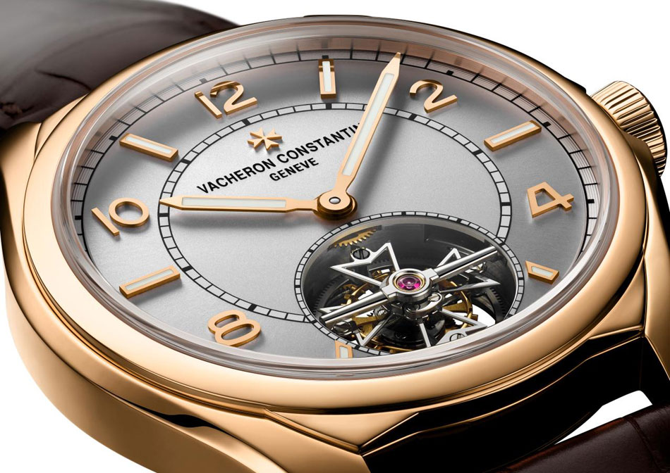 Vacheron Constantin Fiftysix tourbillon